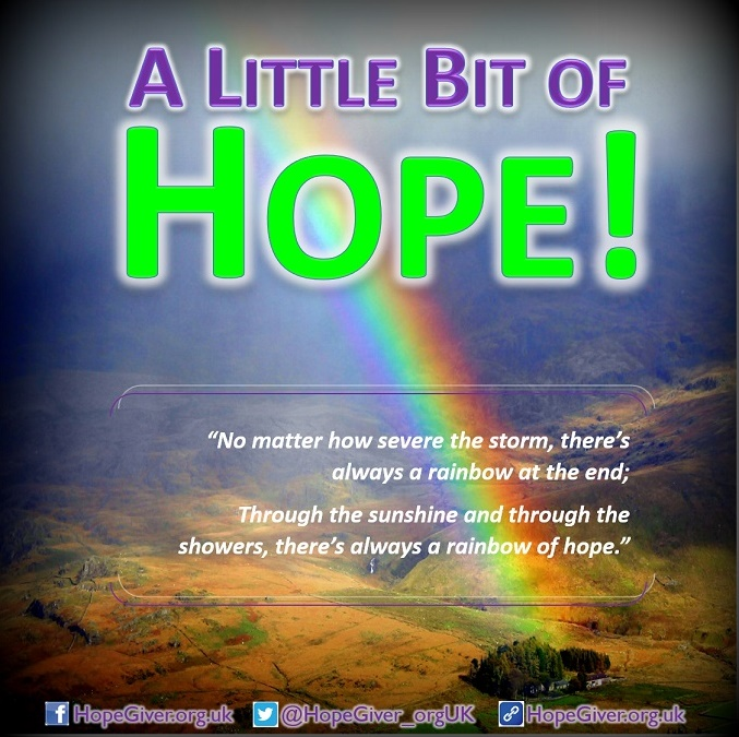 A Little Bit of Hope - front cover 02